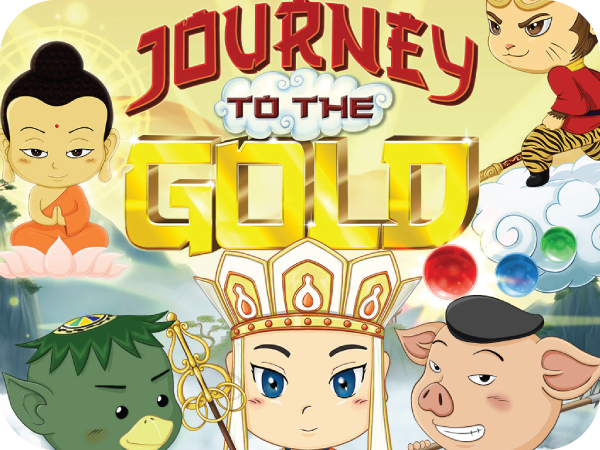 Journey to the Gold