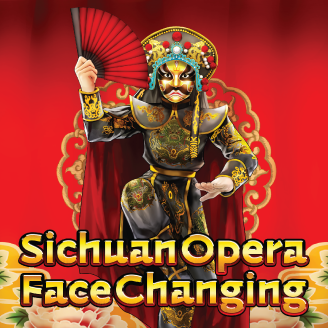 Sichuan Opera Face Changing
